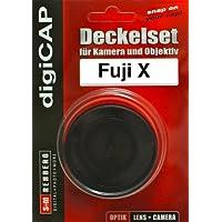 DigiCap 9890/FUX Cache pour objectif arrière Fuji X