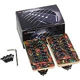 yibuy Multicolor doble bobina Humbucker Pickups para Guitarra Eléctrica Juego de 2