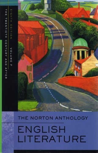 The Norton Anthology of English Literature: 20th Century v. F