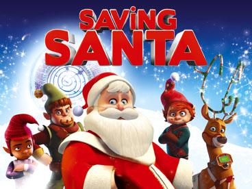 Αποτέλεσμα εικόνας για Saving Santa