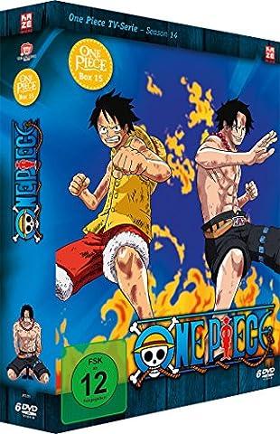 One Piece - Box 15: Season 14(Episoden 457- 489) [6 DVDs]