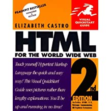 Html for the World Wide Web (Visual Quickstart Guide Series)