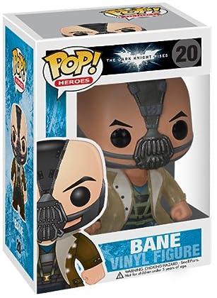 DC Comics Funko Pop! Heroes Dark Knight Rises B...