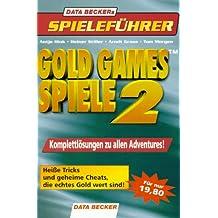 DATA BECKERs Spieleführer. Gold Games Spiele 2