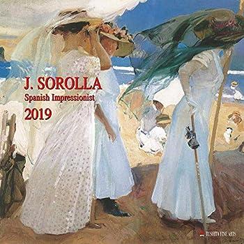 Joaquín Sorolla - Spanisch Impressionist 2020: Kalender 2020 (Tushita Fine Arts)