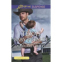 Texas Baby Pursuit (Lone Star Justice)