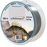Climax Zielfischschnur Barsch500m/0,22mm (8501-00500-022)