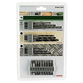 Bosch 19tlg. Uneo Mixed-Set