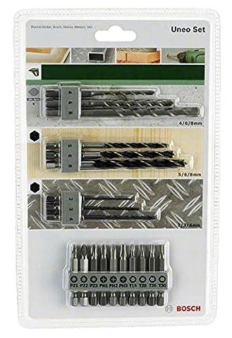 Bosch 2609256989 Set d'accessoires pour Uneo