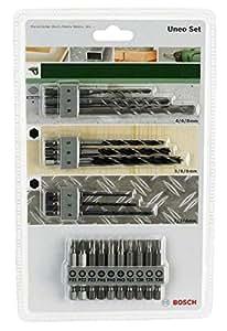 Bosch DIY 19tlg. Uneo Mixed-Set