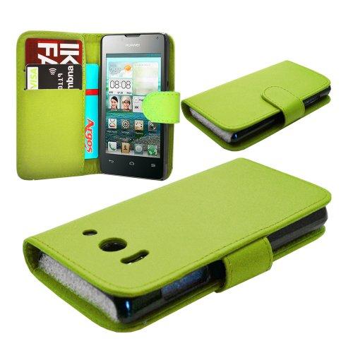 huawei-ascend-y300-u8833-7-colori-a-portafoglio-in-pelle-sintetica-con-copertina-copertura-verde-ver