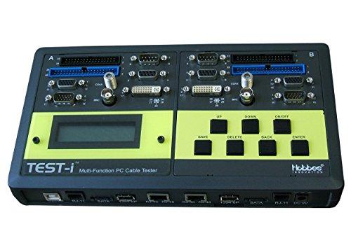 Hobbes Multifunktionskabeltester für Serielles Kabel/db9/db15/IDE Kabel   TEST-i   258898 (Db15-kabel An Usb)