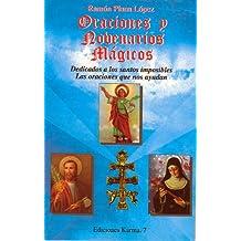 Oraciones y Novenarios Magicos