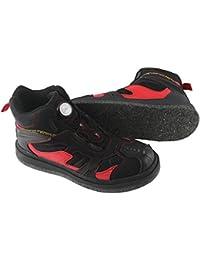 Men's Rock Fishing Wading Shoes Waterproof Anti-Slip Felt Spike Sole Boots