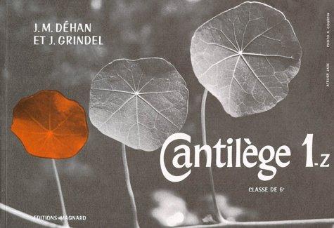 Cantilège 1Z, 6e