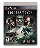 Injustice: Gods Among Us Ps3 Playstation...
