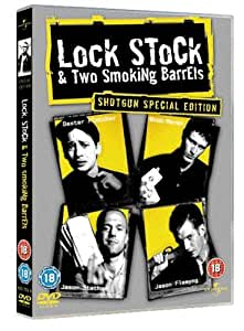 Lock, Stock And Two Smoking Barrels (2 Disc Special Edition)  [1998] [DVD]