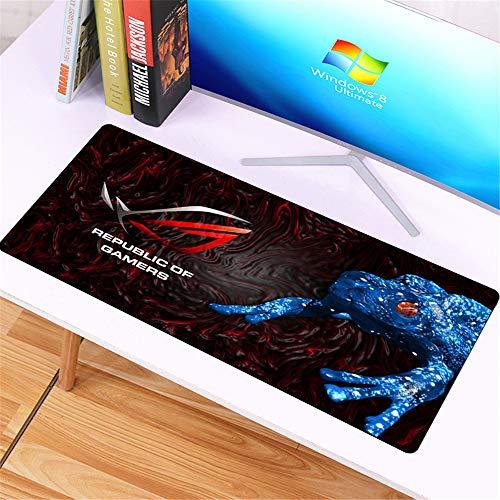 Tappetino per mouse personalizzabile in bianco e nero pad per mouse professionale di alta qualità per home computer tastiera pad per mouse pad 1 600x300x2