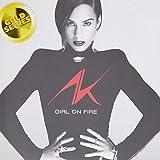 Songtexte von Alicia Keys - Girl on Fire