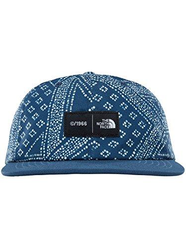 The north face t92scj1sw cappello uomo, uomo, t92sbq1nh. os, blu, taglia unica