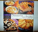 Desserts fruités