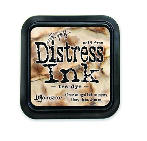 Ranger Tim Holtz Distress Pad, Tea