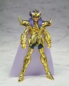 Saint Seiya: Scorpio Milo Gold Cloth Myth Action Figure [Toy]