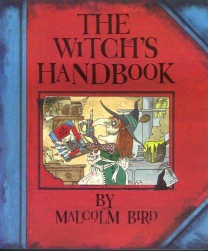 The Witch's Handbook por Malcolm Bird