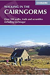 Walking in the Cairngorms: Over 100 walks, trails and scrambles including Lochnagar (Scotland) Paperback