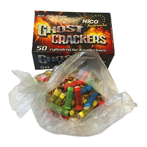 Ghost-Cracker-knallbunte-zylindrische-Knallerbsen-mit-Plastikkrper-Knallteufel-Feuerwerk-Neuheit