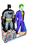 Jakks Pacific DC Comics - Batman & The Joker 20'/50 cm Fig. Set