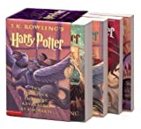 Harry Potter Box Set I-IV (Harry Potter)