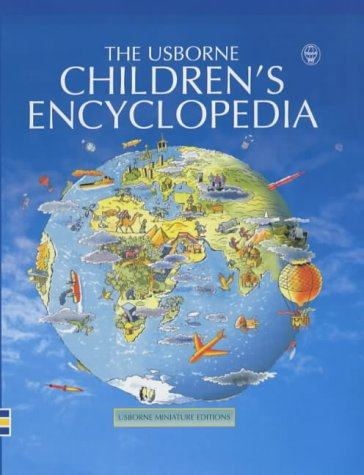 Mini Children's Encyclopedia (Mini Usborne Classics) por Jane Elliott