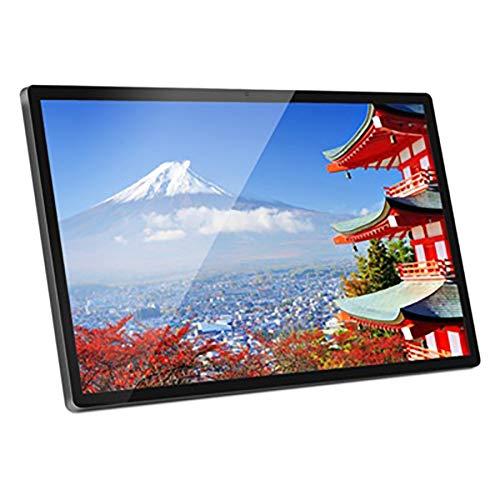 YELLOL 32 Zoll Großer Digitaler Bilderrahmen LCD-Display Digital Photo Frame, RK3288 Quad-Core-Cortex A17 Bis Zu 1,8 Ghz, Android 6.0, 2 GB + 16 GB, Unterstützung WiFi & Ethernet Und Bluetooth -