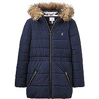 Joules Girls Belmont Warm Waisted Puffa Jacket