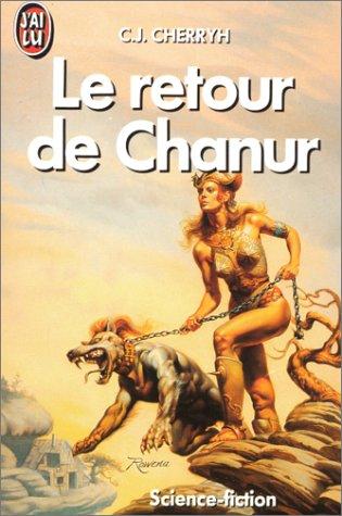 Le Retour de Chanur par Carolyn Janice Cherryh
