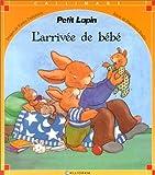 Image de Petit Lapin : L'arrivée de bébé