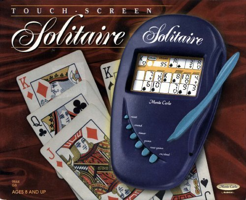 monte-carlo-by-radica-klondike-vegas-touch-screen-solitaire-model-9844-by-radica