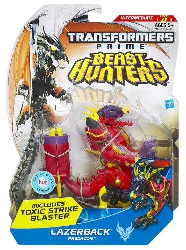 Hasbro - Transformers A6358E24 - Prime Deluxe Beast Laserback Dragon