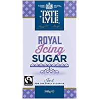 500 g de Tate & Lyle Fairtrade Royal Azúcar en polvo