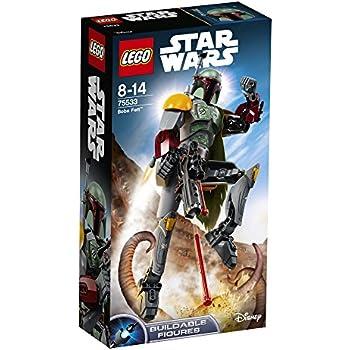 Lego Star Wars 75533 - Construction - Boba Fett