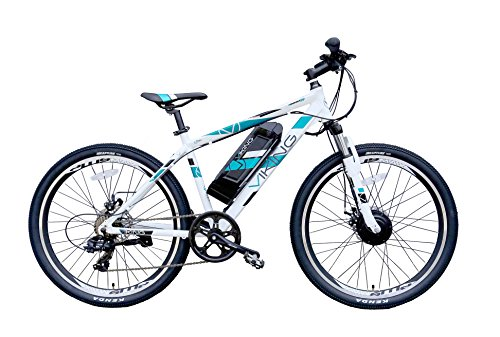 Viking Advance Gents 66 cm 7 Speed 36 V 250 W Elektro Legierung mtb Mountain Bike vk81
