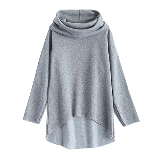 lhwy-donne-top-irregolare-di-sciolto-manica-lunga-t-shirt-l-grigio