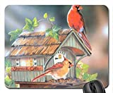 Die besten Cafe Mouse-Pads - Bird House Cafe Mouse Pad, Mousepad Bewertungen
