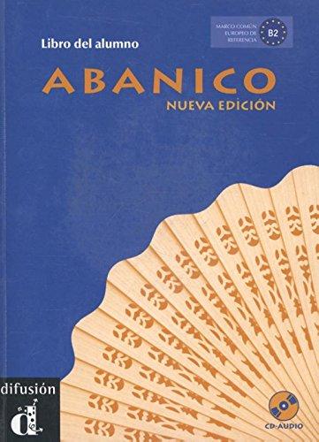 Abanico Nueva edición - Libro del alumno + CD (Ele - Texto Español)
