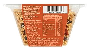 Booths Mexican Spiced Quinoa & Bean Salad, 225 G 3