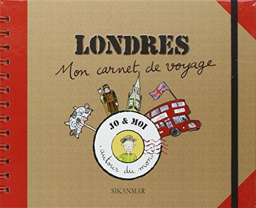 Londres : Mon carnet de voyage