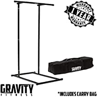 Gravity Fitness Portable peso corporal y Pull Up Rack