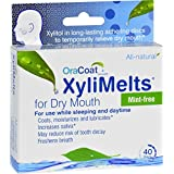 Oracoat - XyliMelts - Dry Mouth - Mint Free - 40 Count