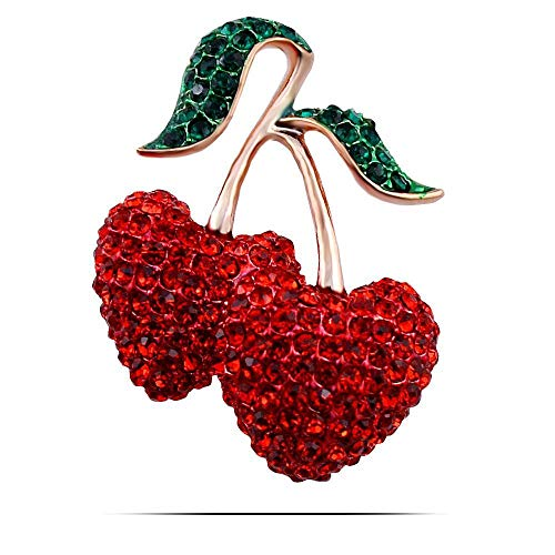 Cherry's Kostüm - Olydmsky Cherry Brosche Brosche Pin Kostüm Brosche